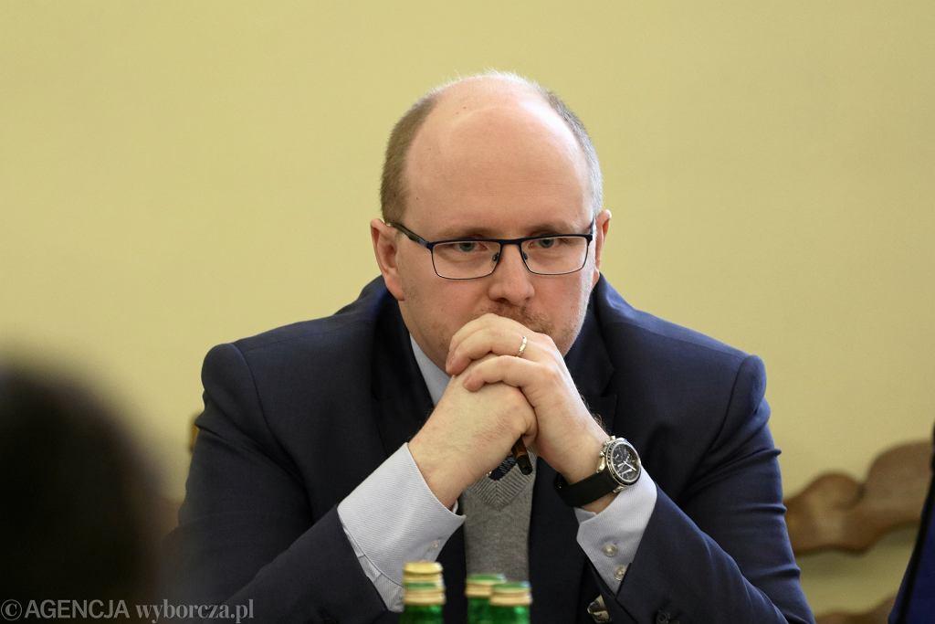 Prezes Ordo Iuris Jerzy Kwaśniewski, 19 marca 2018 r.