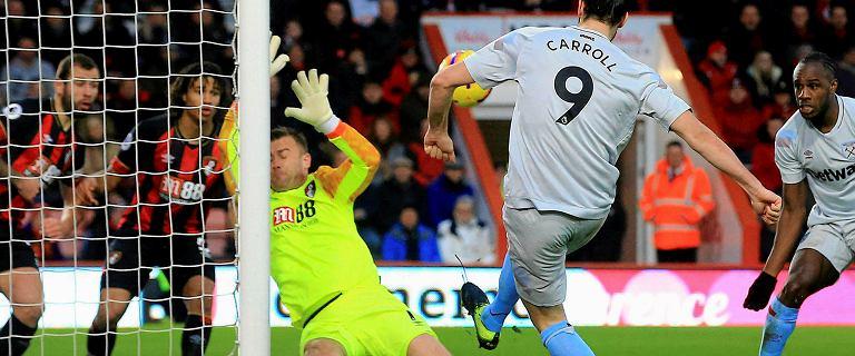 Premier League. Bournemouth pokonało West Ham United. Grali Artur Boruc i Łukasz Fabiański