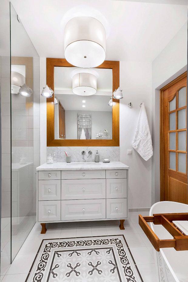Oświetlenie łazienki Budowa Projektowanie I Remont Domu