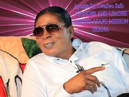 'Apostoł' Kwadwo Safo Kantanka