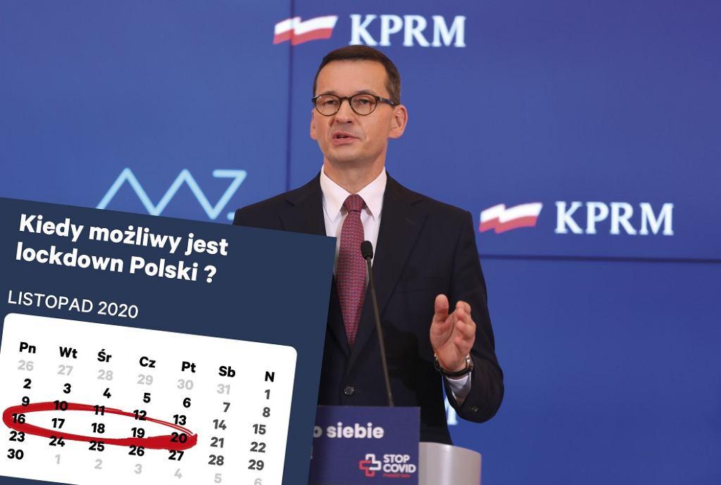 Kiedy możliwy jest lockdown Polski?