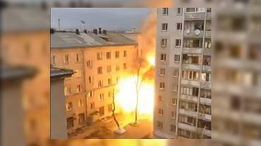 Rosja. Potężna eksplozja stacji tlenowej w szpitalu. Nie żyją 2 osoby