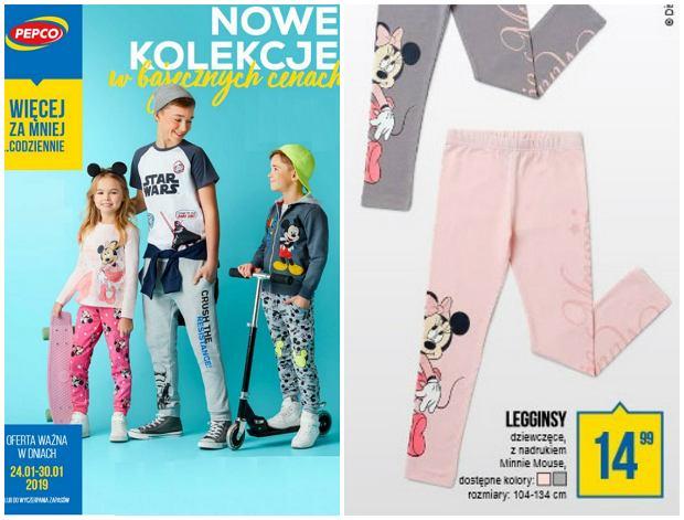 Ubrania dziecięce w bajkowych cenach z Pepco
