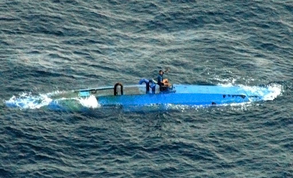Hiszpania: służby przejęły okręt podwodny z trzema tonami kokainy (Zdjęcie ilustracyjne)