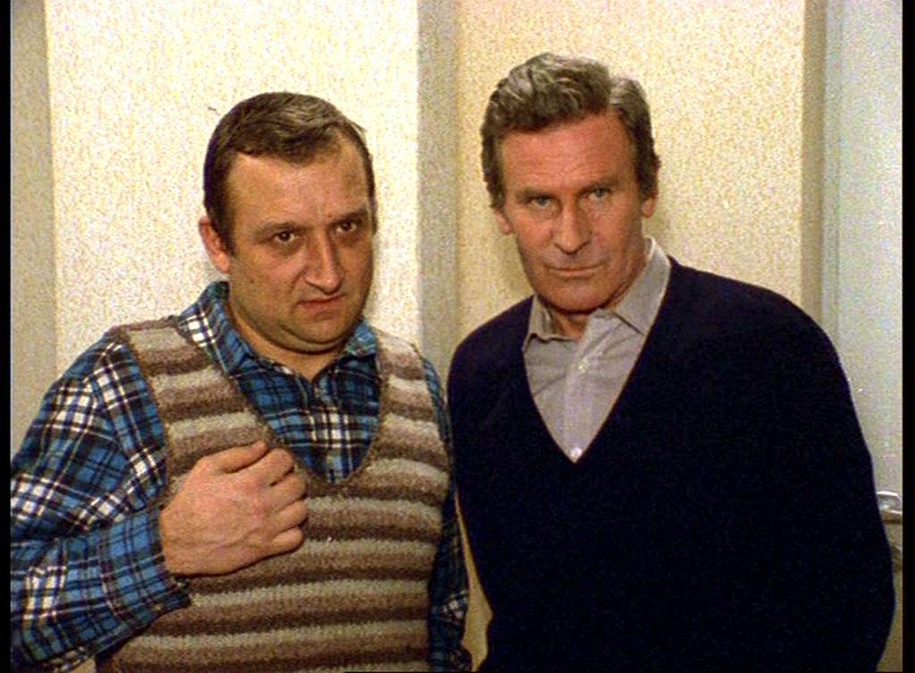 Wiesław Gołas w serialu 'Alternatywy 4'
