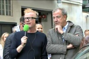 Chris Evans i Jeremy Clarkson