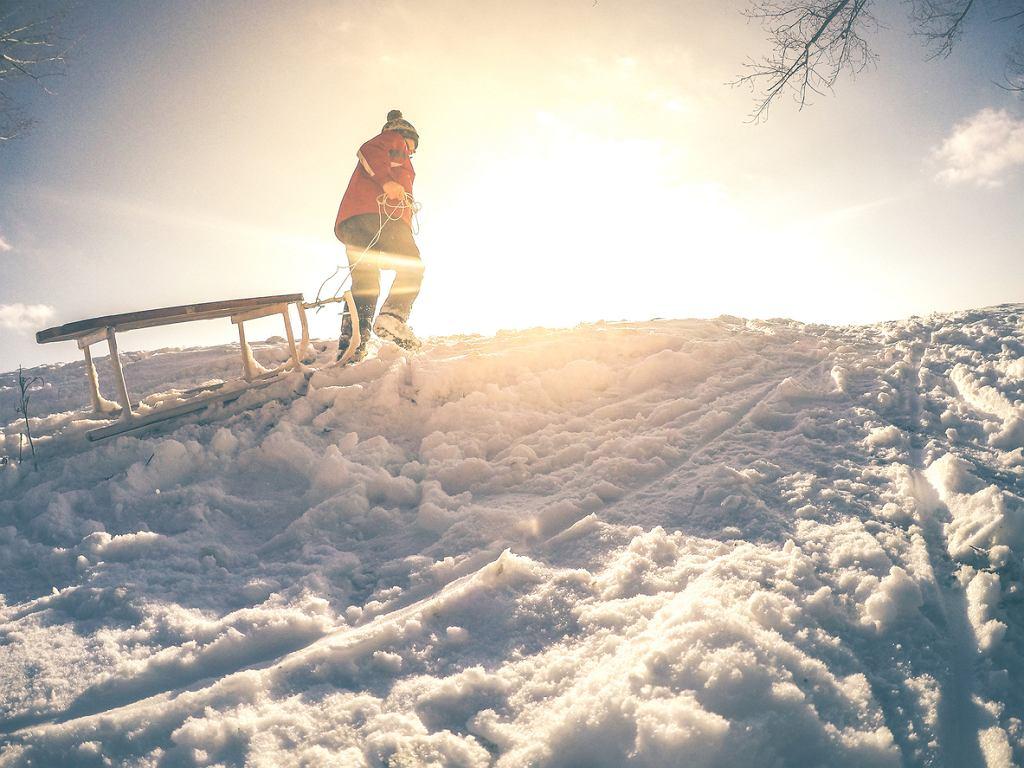 Ferie zimowe w Warszawie? Na nartach nauczysz się jeździć na Górce Szczęśliwickiej.