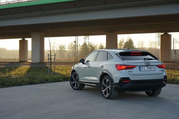 Audi Q3 Sportback 45 TFSI quattro