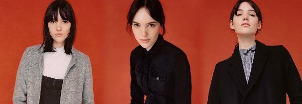 Nowa kolekcja Zara TRF - lookbook grudzień 2014