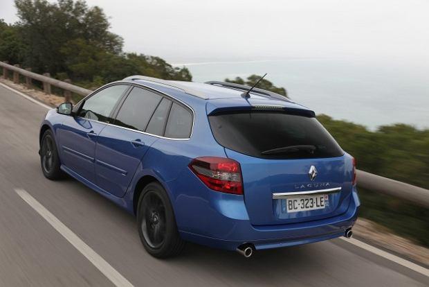 Renault Laguna III (2007 - 2013)