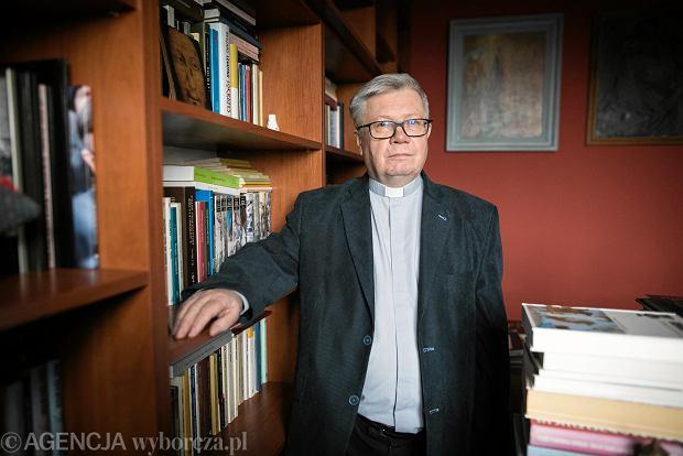Wiersze ks. Alfreda Wierzbickiego