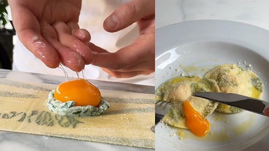 Kucharz pokazał, jak robi najpiękniejsze pierożki świata. Sami nie możemy oderwać wzroku