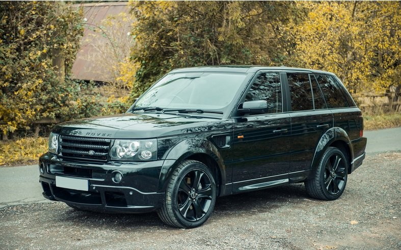 Range Rover Sport Davida Beckhama