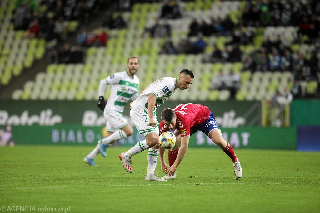 Lechia Gdańsk - Raków Częstochowa 0:3