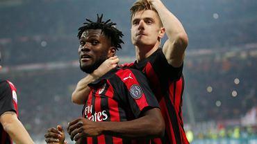 Puchar Włoch. AC Milan - Lazio. Gdzie obejrzeć mecz Krzysztofa Piątka?