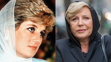 księżna Diana, Krystyna Janda