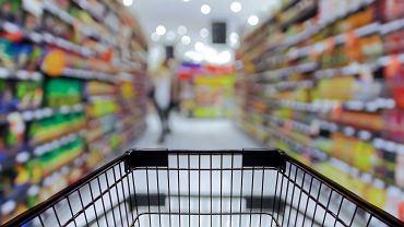 Zakupy, żywność (zdjęcie ilustracyjne)
