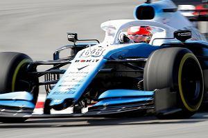 Robert Kubica asekuracyjnie przed GP Chin. Polski kierowca dokonał wyboru