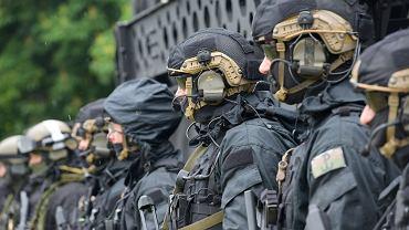 Ćwiczenia przed szczytem NATO w Warszawie