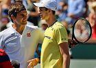Świat tenisa stanął na głowie. Hurkacz i Federer zyskają, Nadal i Linette stracą