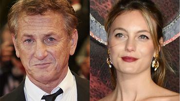 Sean Penn i Leila George