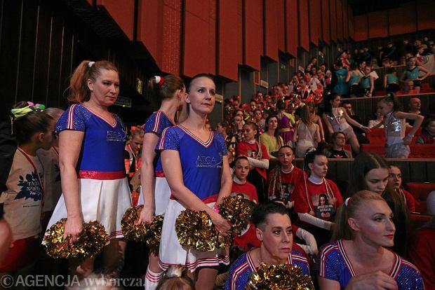 Zdjęcie numer 62 w galerii - Cheerleaderki rywalizują w Kielcach. Bo taniec nie jedną ma twarz [ZDJĘCIA]