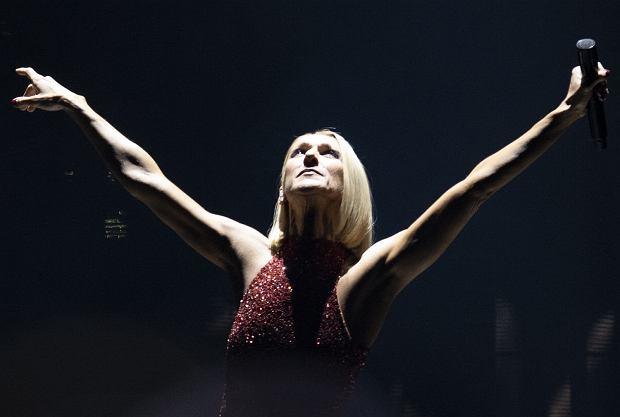 $Trasa koncertowa Celine Dion Courage