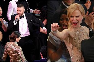 Justin Timberlake, Nicole Kidman