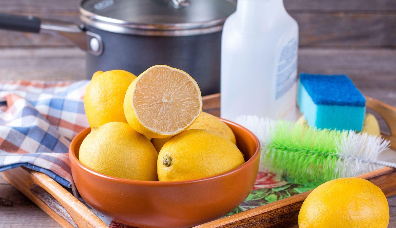 Korzystanie z naturalnych środków czystości ogranicza ryzyko wystąpienia reakcji alergicznych