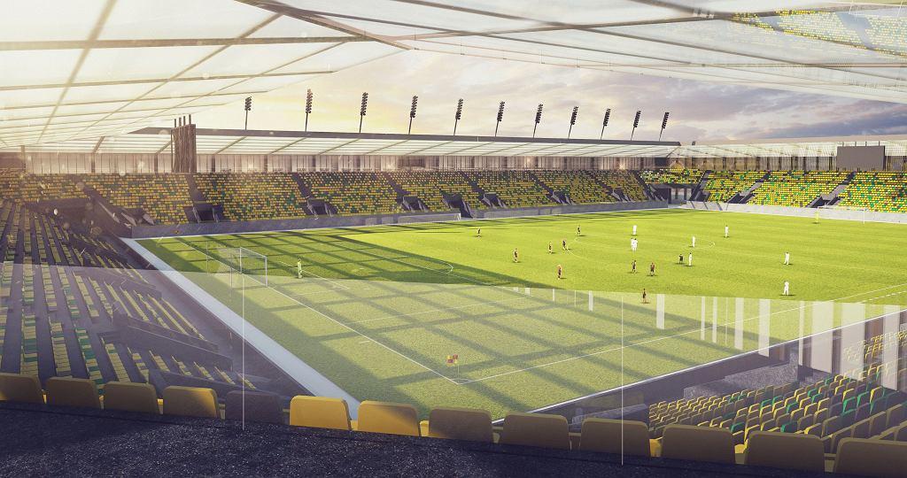 Nowy stadion w Katowicach projektuje biuro RS Architekci z Rudy Śląskiej