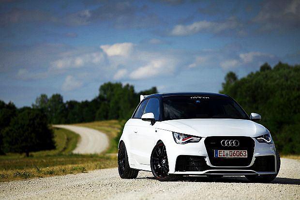 Audi A1 Quattro MTM | Test | Biały kruk