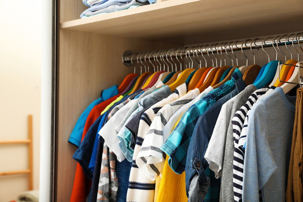 Najważniejsze, aby ubrania były wykonane z dobrych materiałów i spełniały swoją funkcję