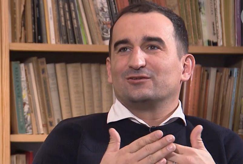 Misiek Koterski w 'DD TVN'