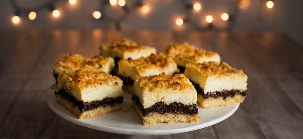 Seromakowiec (seromak) - pyszne i proste ciasto na co dzień i od święta