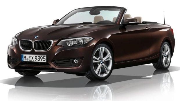 BMW serii 2 Cabrio Advantage