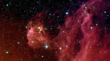 Zdjęcie ilustracyjne - Mgławica Oriona
