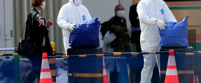 W trzech krajach potwierdzono pierwsze przypadki koronawirusa