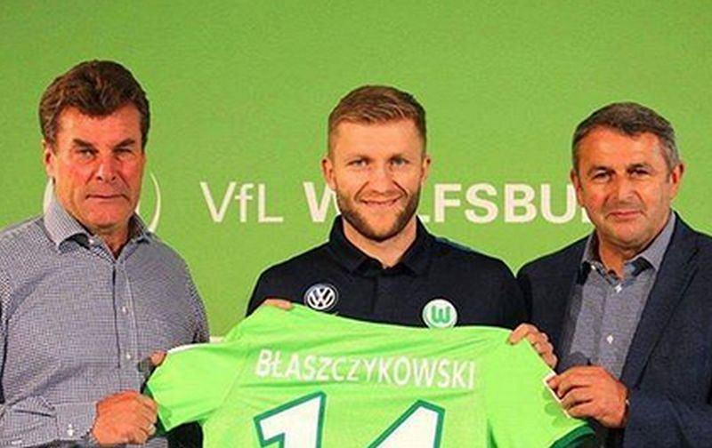 Błaszczykowski nowym piłkarzem Wolfsburga