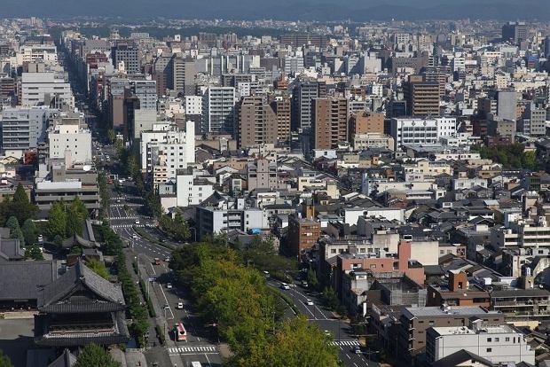 Nowoczesne oblicze Kioto / fot. Shutterstock
