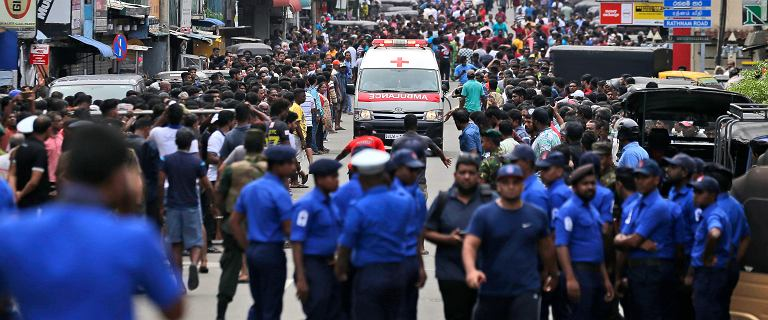 Na Sri Lance dalej niespokojnie. Dwa kolejne wybuchy i ofiary śmiertelne