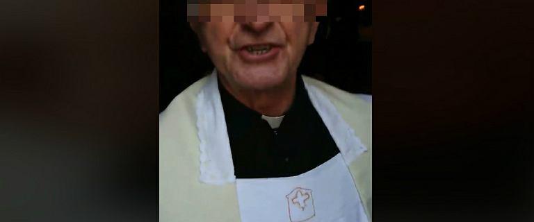 Ksiądz wyprosił geja z kościoła, kazał mu się leczyć i nazwał zboczeńcem