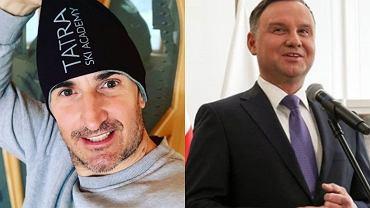 Sebastian Karpiel-Bułecka ; Andrzej Duda