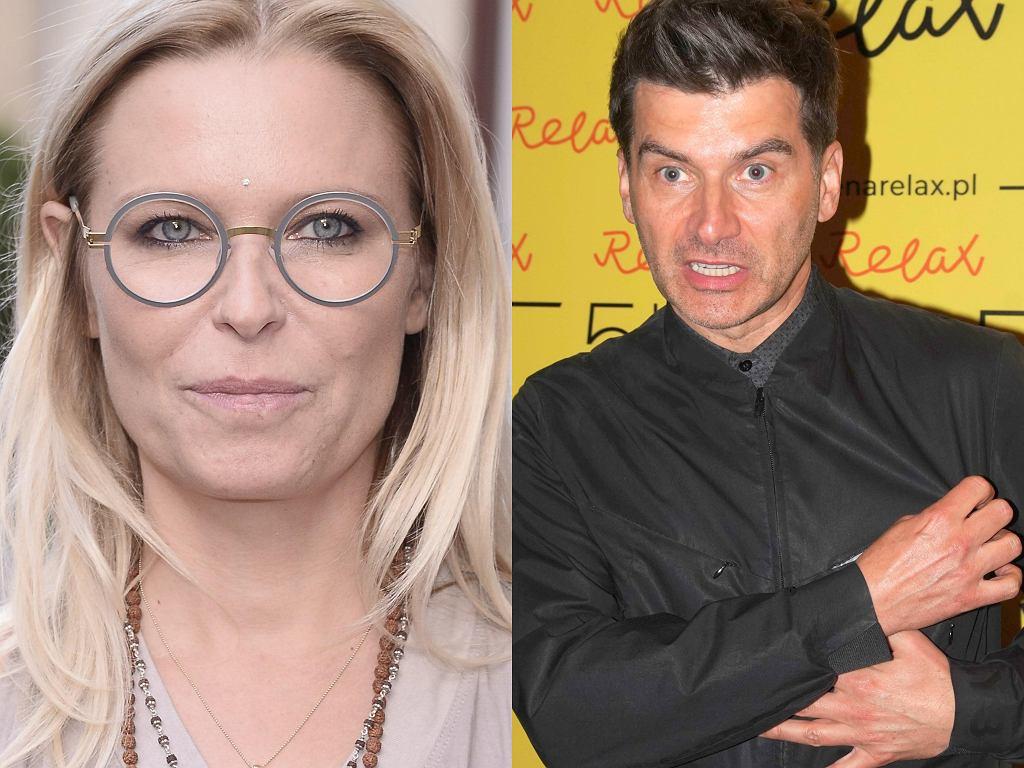 Paulina Młynarska, Tomasz Kammel