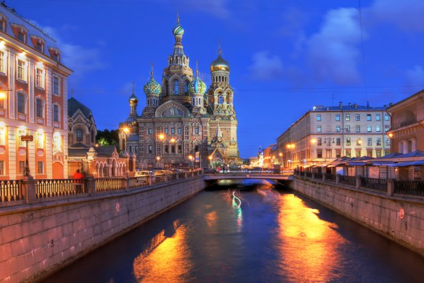 Sankt Petersburg, fot. Mihai-Bogdan Lazar / shutterstock.com