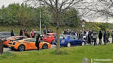 'Eurorajd' w Niemczech
