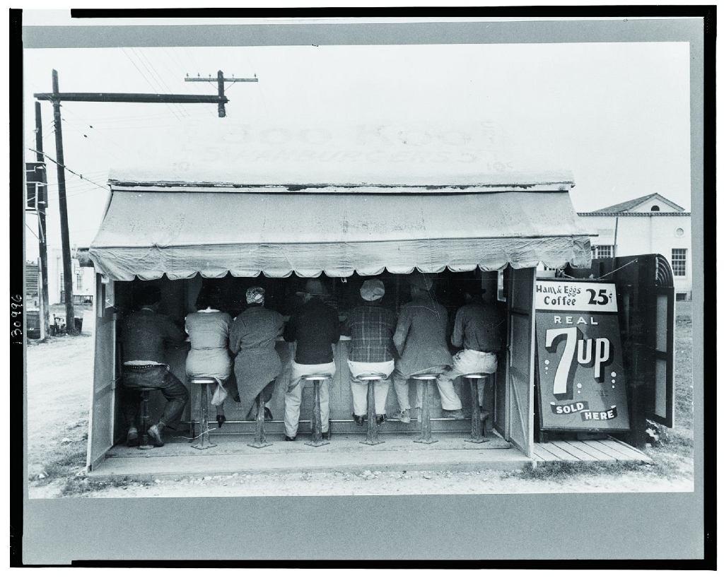 Hamburgerownia w Teksasie (1939 r.)