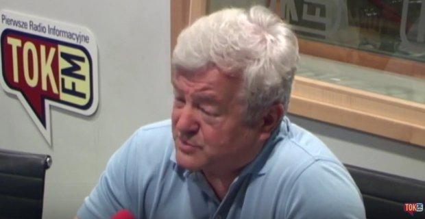 Jarosław Gugała w TOK FM