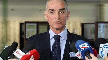 Senator PiS Jan Maria Jackowski komentuje sprawę Daniela Obajtka