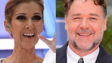 Celine Dion i Russell Crowe są parą?