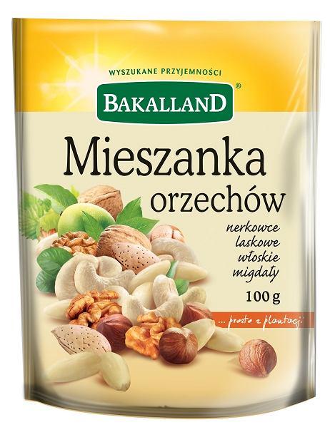 Bakalland Mieszanka orzechowa
